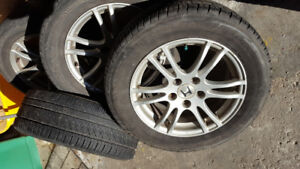Tires 16""