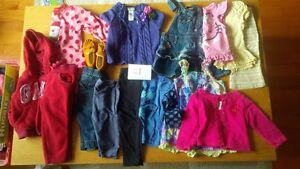 2T girls clothing. $30 for 15 items