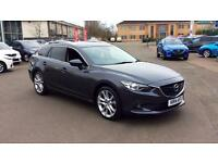 2014 Mazda 6 2.2d Sport Nav 5dr Manual Diesel Estate