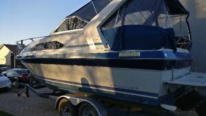 bateau bayliner 25 pied (très propre)