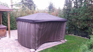 10x12ft Gazebo in EXCELLENT Condition
