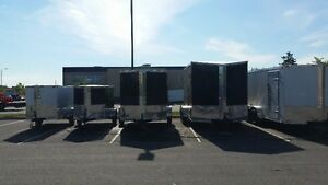 Brand New Gator Enclosed / Cargo Trailers