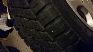 Winter Nordic Icetrac Tires P205/60 R15 Kitchener / Waterloo Kitchener Area image 7