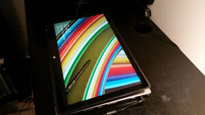 Acer R7 laptop and tablet (2 months used)
