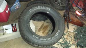 1 Firestone Destination Tire
