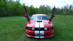 Ford Mustang GT 2007