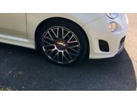 2015 Abarth 595 1.4 T-Jet Turismo 2dr Manual Petrol Convertible