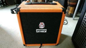 Ampli orange a vendre