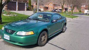 2000 Ford Mustang Coup Coupe (2 door)