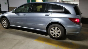 2006 Mercedes-Benz R350 4matic, SUV/Wagon, E-test Safety ready