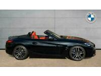 2020 BMW Z4 SERIES Z4 sDrive20i M Sport Convertible Petrol Automatic