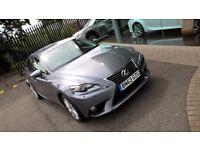 Near excellent condition Lexus IS300h Premium Sat Nav Camera DVD