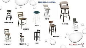 BAR STOOLS FOR KITCHEN COUNTERS MADE IN QUEBEC