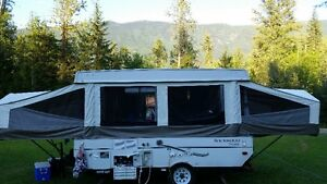 Newer and Beautiful Tent Trailer for Rent