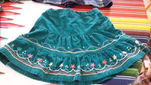 Sz 6X/7 skirts and skorts
