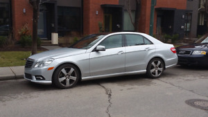 2010 mercedes E350 4matic