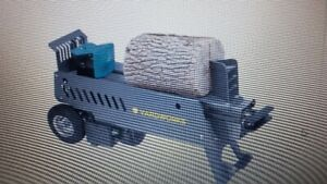 Electric Log Splitter
