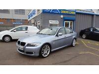 BMW 3 SERIES 320d EfficientDynamics (blue) 2011