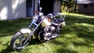 1986 Honda 450 Rebel  $1500. Nice Shape