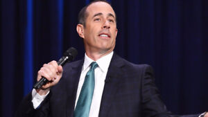 Jerry Seinfeld, Friday, Oct 13 at 10:00, 2 front row tix