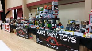 Jakz Farm Toy Parking Lot Sale - 244 Broadway St. W Yorkton, SK
