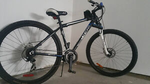"""Mountain Bike  18"""" For Sale - CLEANRoller Blades for Man Size 8"""