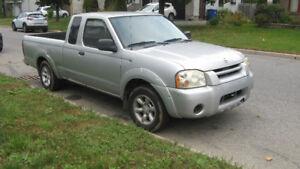 2004 Nissan Frontier Camionnette