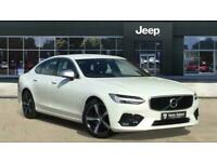 2017 Volvo S90 2.0 D4 R DESIGN 4dr Geartronic Diesel Saloon Auto Saloon Diesel A