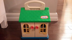 Vintage Little Tikes Toddle Tots Family Home Edmonton Edmonton Area image 1