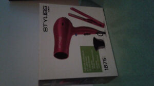 Styliss blow dry