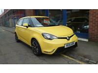 2015 MG MOTOR UK MG3 1.5 VTi-TECH 3Style Lux 5dr HATCHBACK Petrol Manual