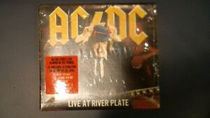 $40 OBO new AC/DC live at river plate cd - still sealed. London Ontario image 1