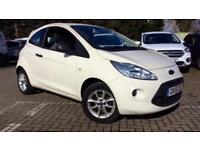 2015 Ford Ka 1.2 Studio Connect (Start Stop Manual Petrol Hatchback
