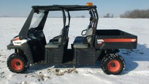Bobcat 3400XL Diesel 4x4 side by Side UTV SXS