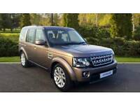 2015 Land Rover Discovery 3.0 SDV6 HSE 5dr Automatic Diesel 4x4