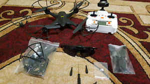 Drone with accessories trade with samsung