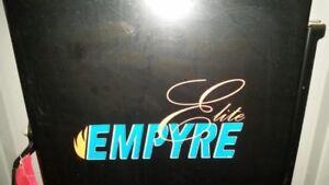 Empyre elite 200 indoor CSA gasification indoor wood boiler