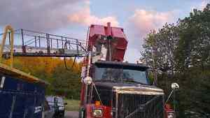 Auto Car Triaxle Dump will take trade of small class B  M  H Kitchener / Waterloo Kitchener Area image 2