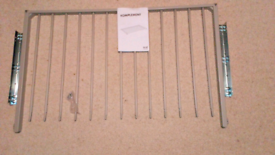 Ikea KOMPLEMENT Pull Out Trouser Hanger (PAX System)
