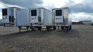 2007 Great Dane 30' reefer pups (2 available)