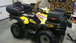 2004 Polaris Sportsman 600