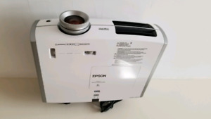 Epson Home Cinema 8350 with mount