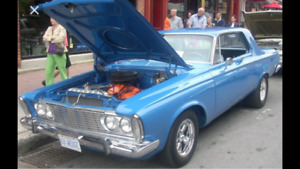 Looking for info on this 1963 Belvedere