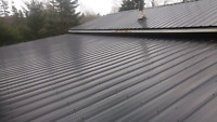 Metal roofing, shingles, siding and more!