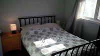 Fully furnished room for rent 3-6 months contract start Oct-1st