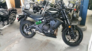 KAWASAKI 6R ON SALE STREET$32.00 WEEKLY TAX IN