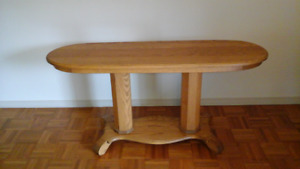 Solid Oak Furniture - Excellent Condition