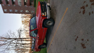 Possible trade for boat? Chev 3/4