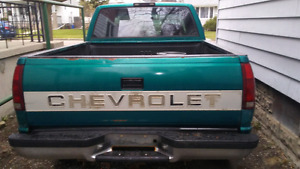 94 silverado 4x4 price reduced again