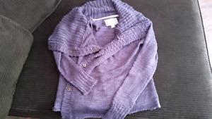 XS element wrap in purple